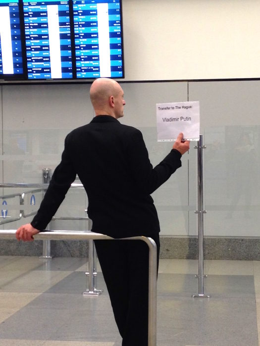 Transfer to The Hague