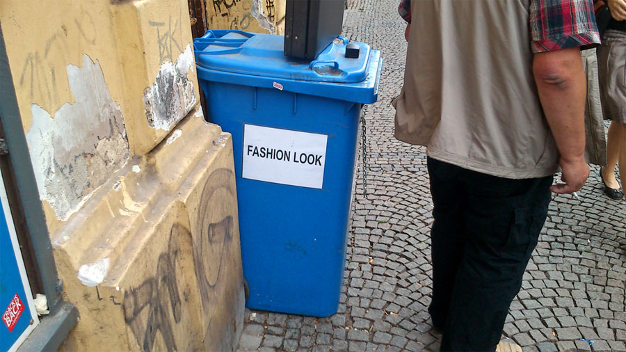 The Prague Fashion Look 2012