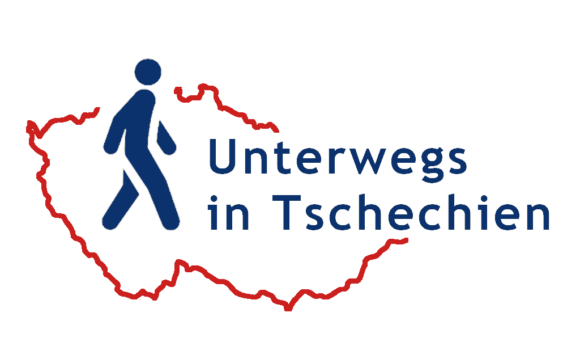 Unterwegs in Tschechien, logo