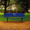 Viral Ad Park Bench